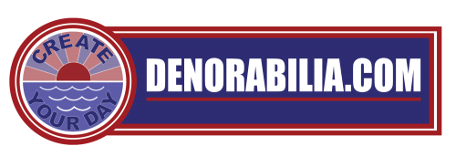 Denorabilia Create The Day Logo